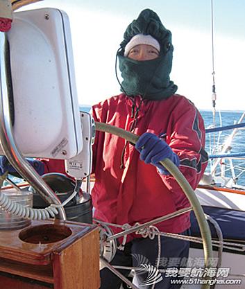 风的召唤,海的诱惑,退休夫妻四年三万海里环球航行.