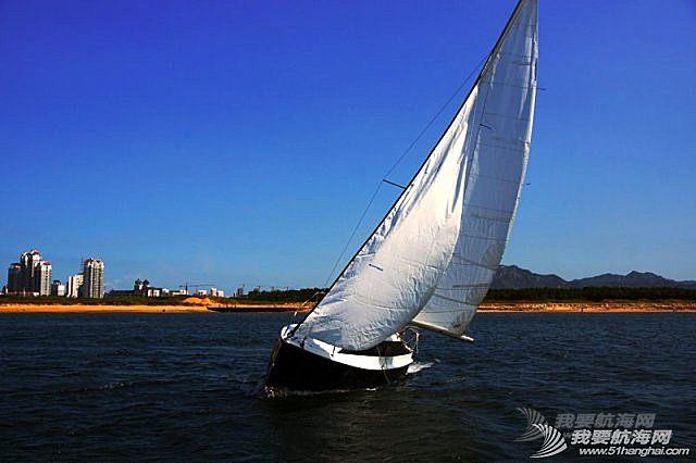 卫生间,帆船,北京吉普,山东威海,双人床 7.5米帆船游艇出售,机帆两用有船舱卧室独立卫生间