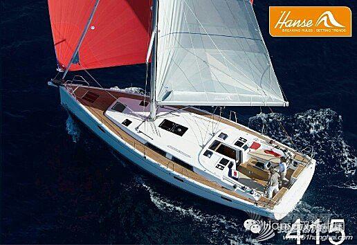 汉斯Hanse415 帆船资料信息