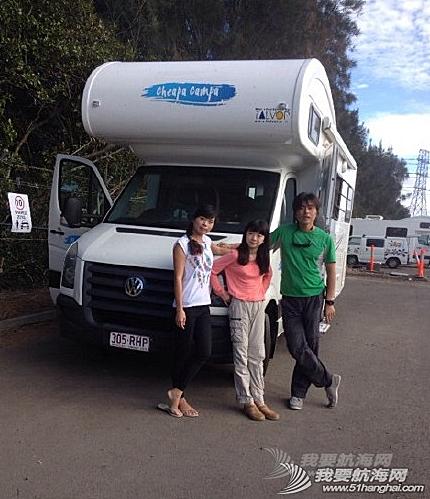 北京时间,资讯 明天CCTV 4《华人世界》栏目,有我们航海家庭的采访。