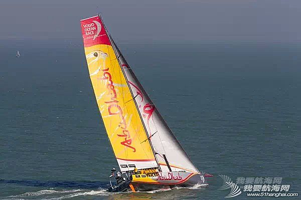 阿布扎比,沃尔沃,环游世界,三角形,四边形 【小知识】帆船上形状不同的帆各自都有什么作用呢?