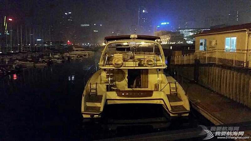 商宇元旦青岛帆船比赛-航海日志