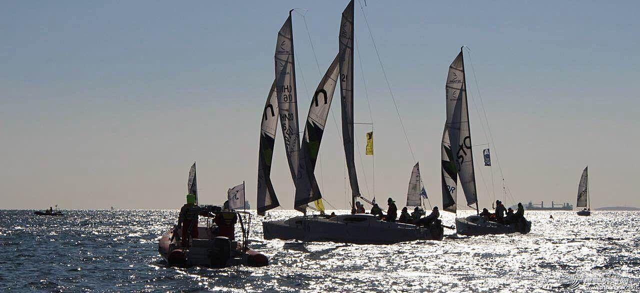 老潘说帆船--14-15青岛跨年帆船赛