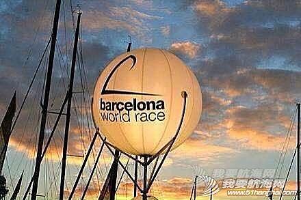 巴塞罗那环球帆船赛最新消息,一霎那,世界颠倒过来。