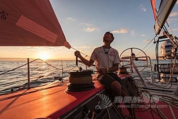 中国船员,苏格拉底,沃尔沃,帆船运动,红豆薏仁 我是郑英杰,我是一名骄傲的中国船员。