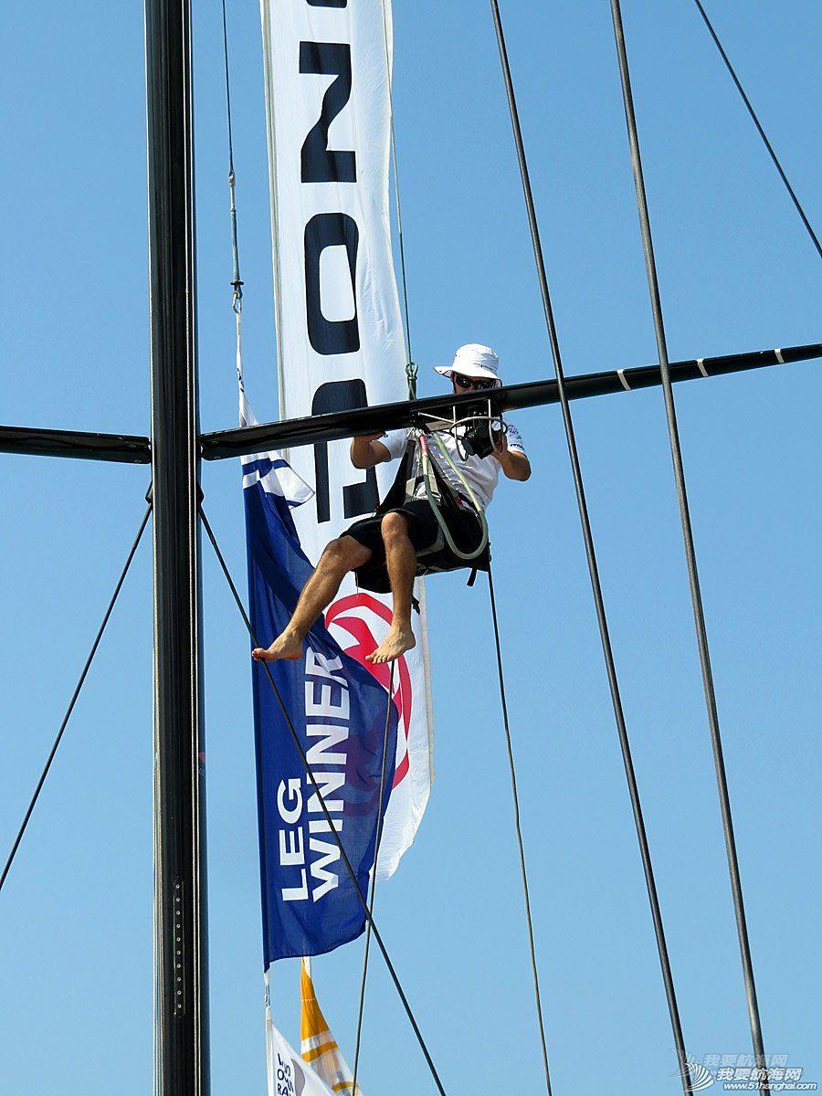 沃尔沃,照片,赛事,三亚 带你走进三亚赛事村 2014-2015沃尔沃环球帆船赛三亚站照片集锦