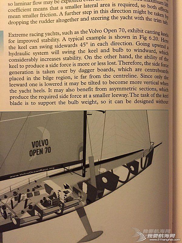 沃尔沃,帆船 沃尔沃Ocean 65帆船的中插板的作用问题求教