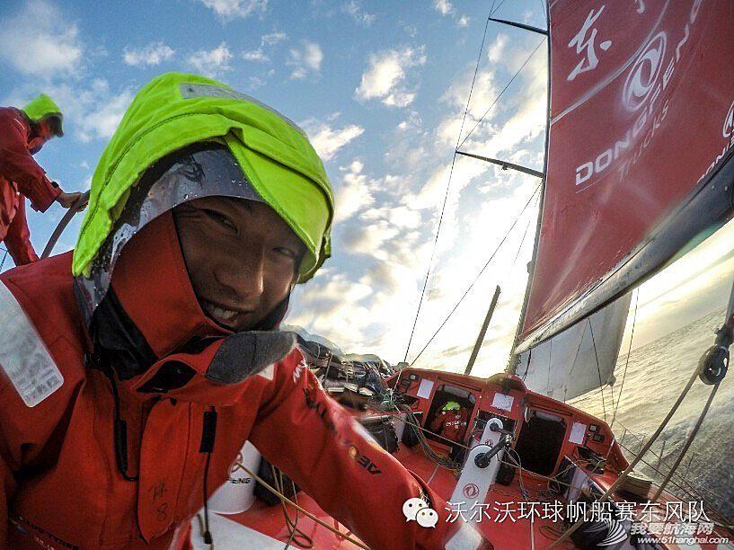 中国船员,生日祝福,太平洋,生日快乐,生活环境 阿浩的23岁生日歌
