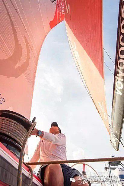 环氧树脂,工程师,工具包,滑轨,修复 30米桅杆上高空作业,东风队试图修复桅杆滑轨