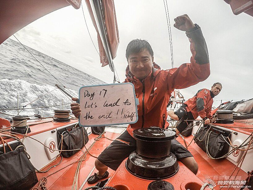 终点线,最大的,这就是我,水手,照片 连线杨济儒——我愿骄傲的说我没有给顶尖水手们拖后腿!