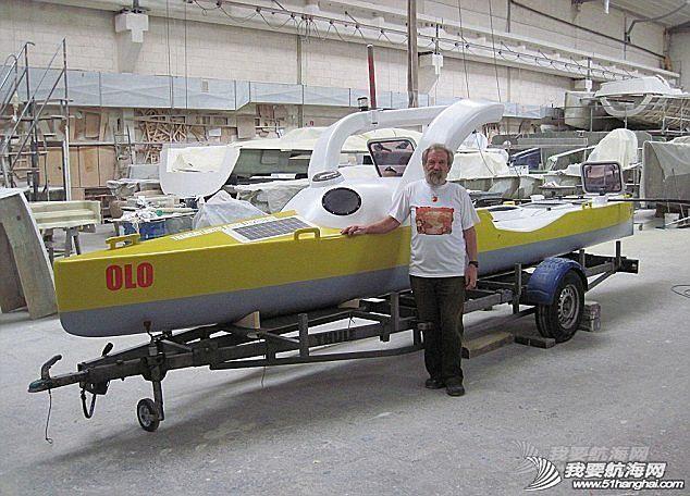 大西洋,皮划艇 波兰老翁划皮划艇成功穿越大西洋