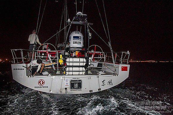 西班牙,沃尔沃,南太平洋,大西洋,所在地 东风队抵达西班牙阿里坎特