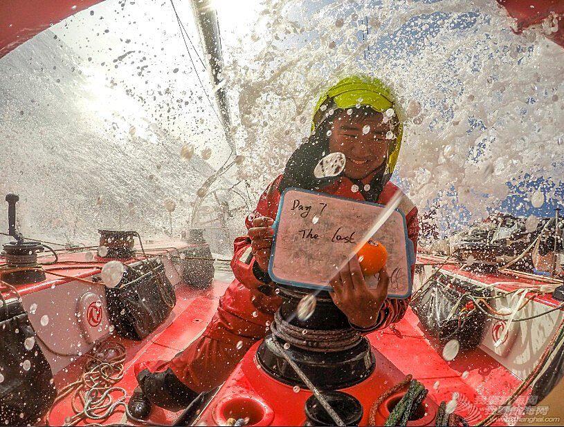 珠穆朗玛峰,中国船员,沃尔沃,南极大陆,合恩角 寻找合恩角往事 | 说出你的故事