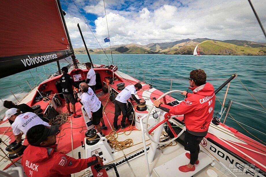 新西兰,南美洲,埃里克,奥克兰,合恩角 强风东行,东风队船员出现晕船情况