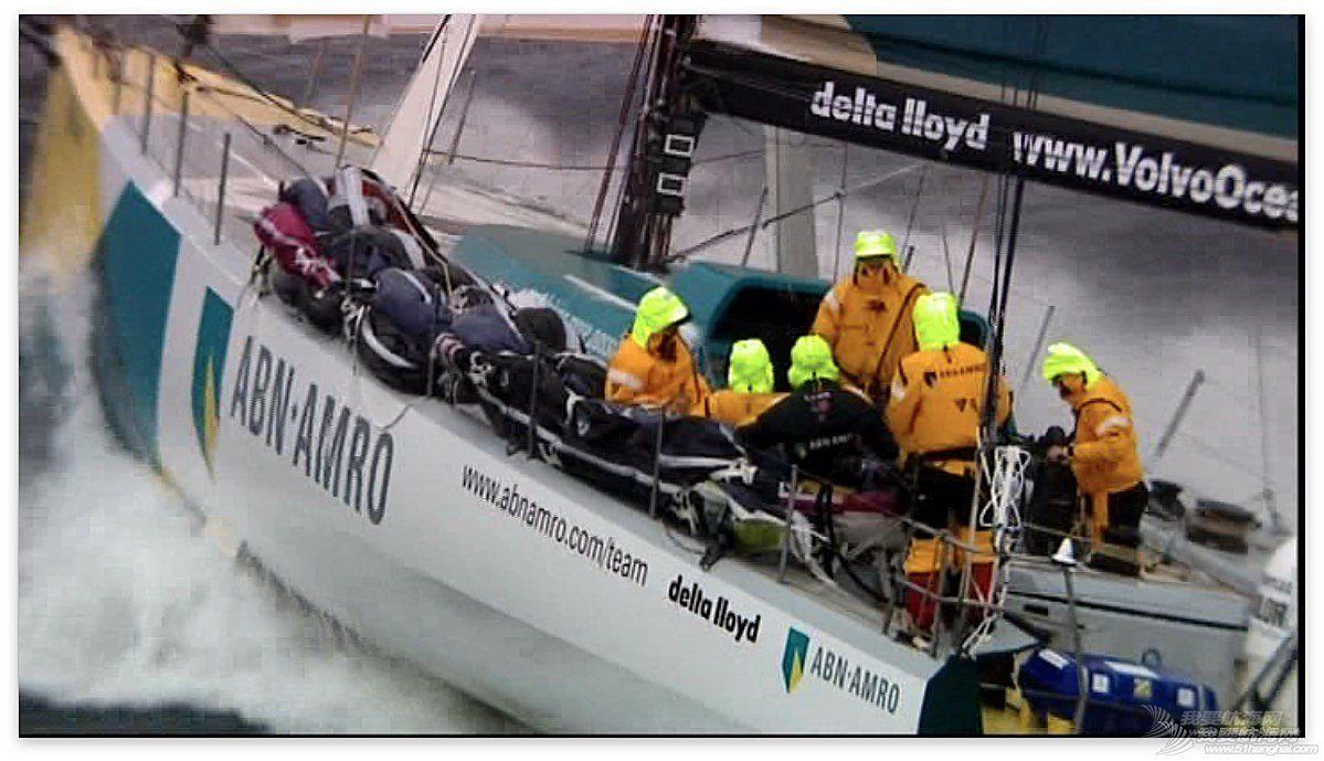 沃尔沃 2005-06赛季沃尔沃环球帆船赛[视频片段]