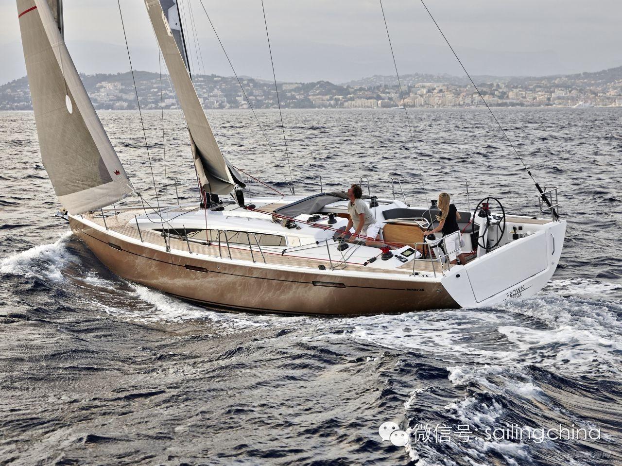 汉斯集团旗下汉斯帆船H675