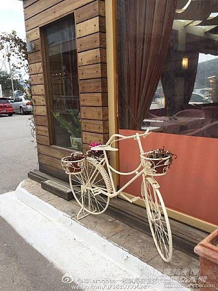 自行车,埃尔,奥尼,希腊,老公 逛希腊小镇--- 埃尔米奥尼
