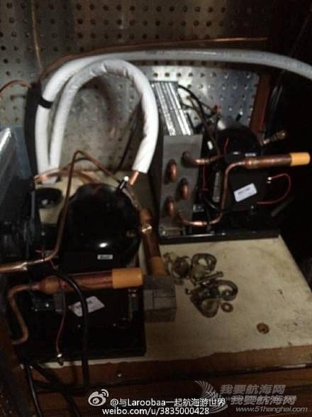 帆船,制冷 帆船改装之冰箱制冷系统改造