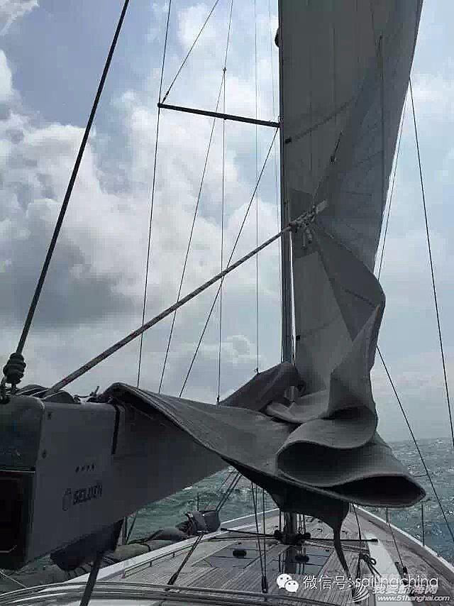 """胜利,德国,帆船,汉斯,三亚 坚持最后就是胜利---德国汉斯帆船H575""""曦冉号""""获三亚-万宁段IRC-3组冠军"""