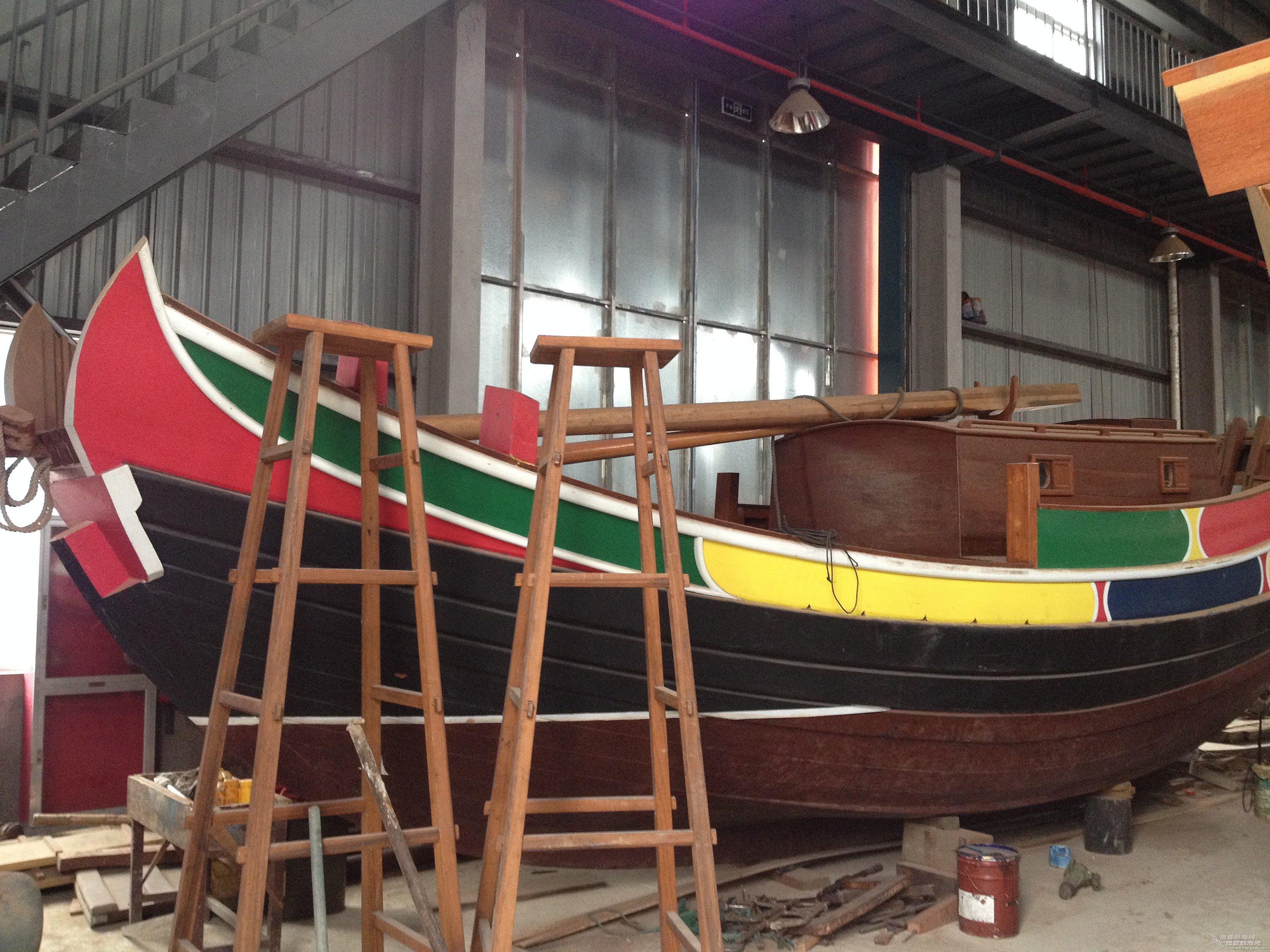 中式风格,交通运输,造船厂,朱家尖,对抗赛 全球首次中式帆船比赛可能会在舟山举行