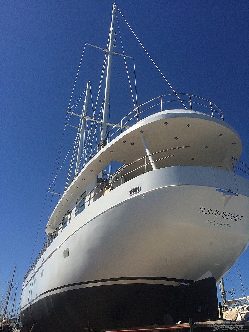 土耳其,按摩浴缸,工作人员,大西洋,发电机 看看这个土耳其货船改造的双桅杆帆船多漂亮