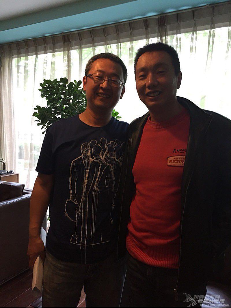 参加北京航海中心周日聚会