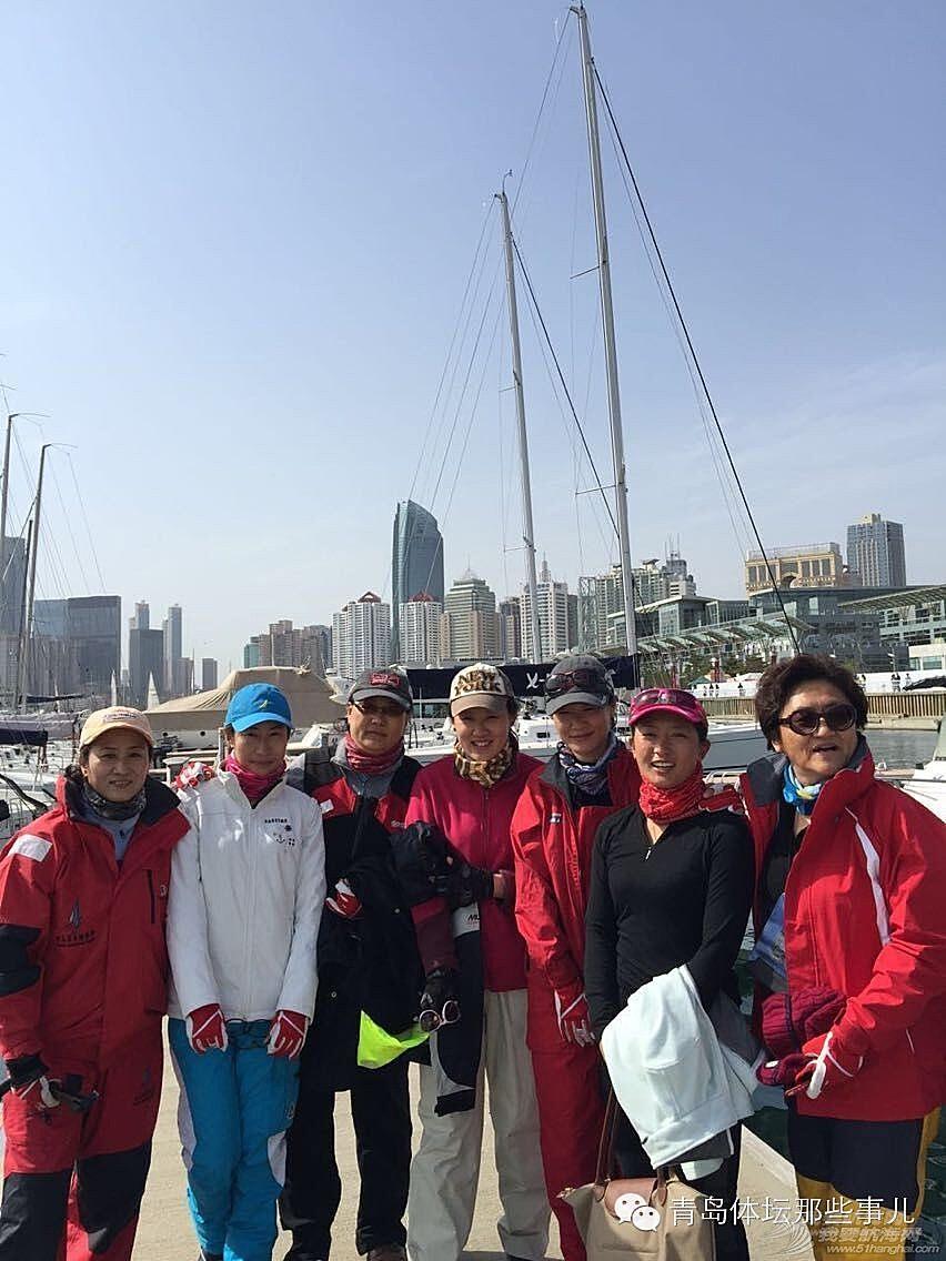 青岛成立全国首支女子大帆船队,宋坤领衔,将征战一系列高水平赛事
