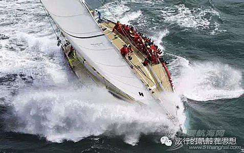 【CLIPPER】克利伯环球帆船赛(2015-2016)