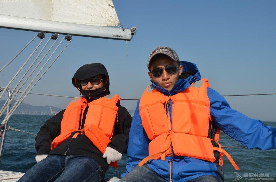 大连海事,星海湾,大学,帆船 大连海事大学帆船队2015年第五次出海训练