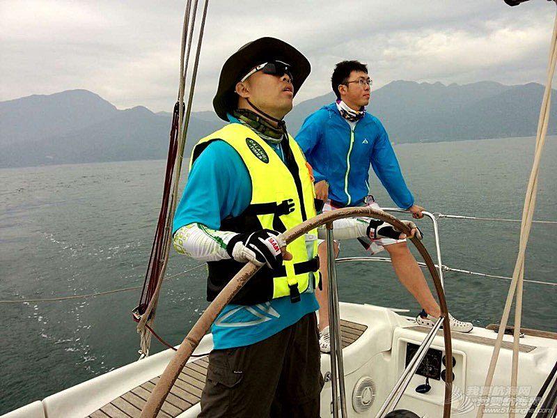 终于明白帆船为什么是一个团队运动