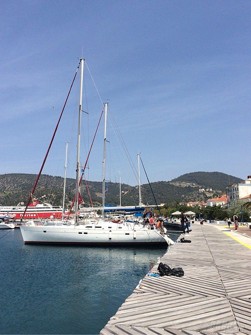 希腊的Poros岛海鲜好吃又便宜