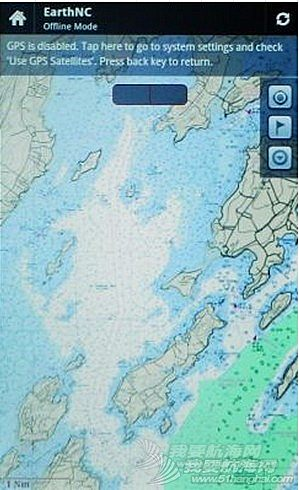5 Android Apps for Boat Charts and Navigation 5种海图/导航的安卓APP