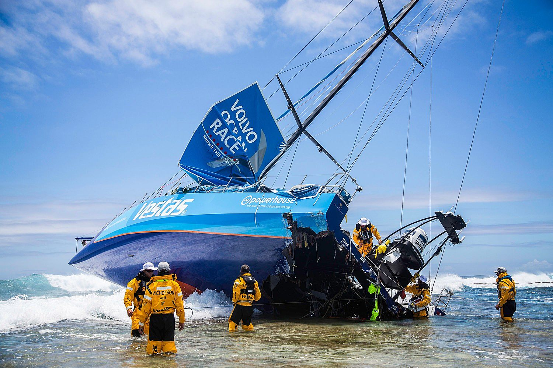 意大利,沃尔沃,葡萄牙,重大事故,克里斯 完成不可能任务 维斯塔斯风力队回归倒计时