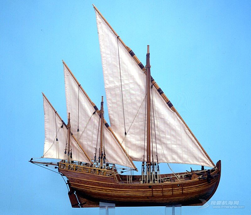 帆船不同形状、大小的龙骨各有什么优势吗