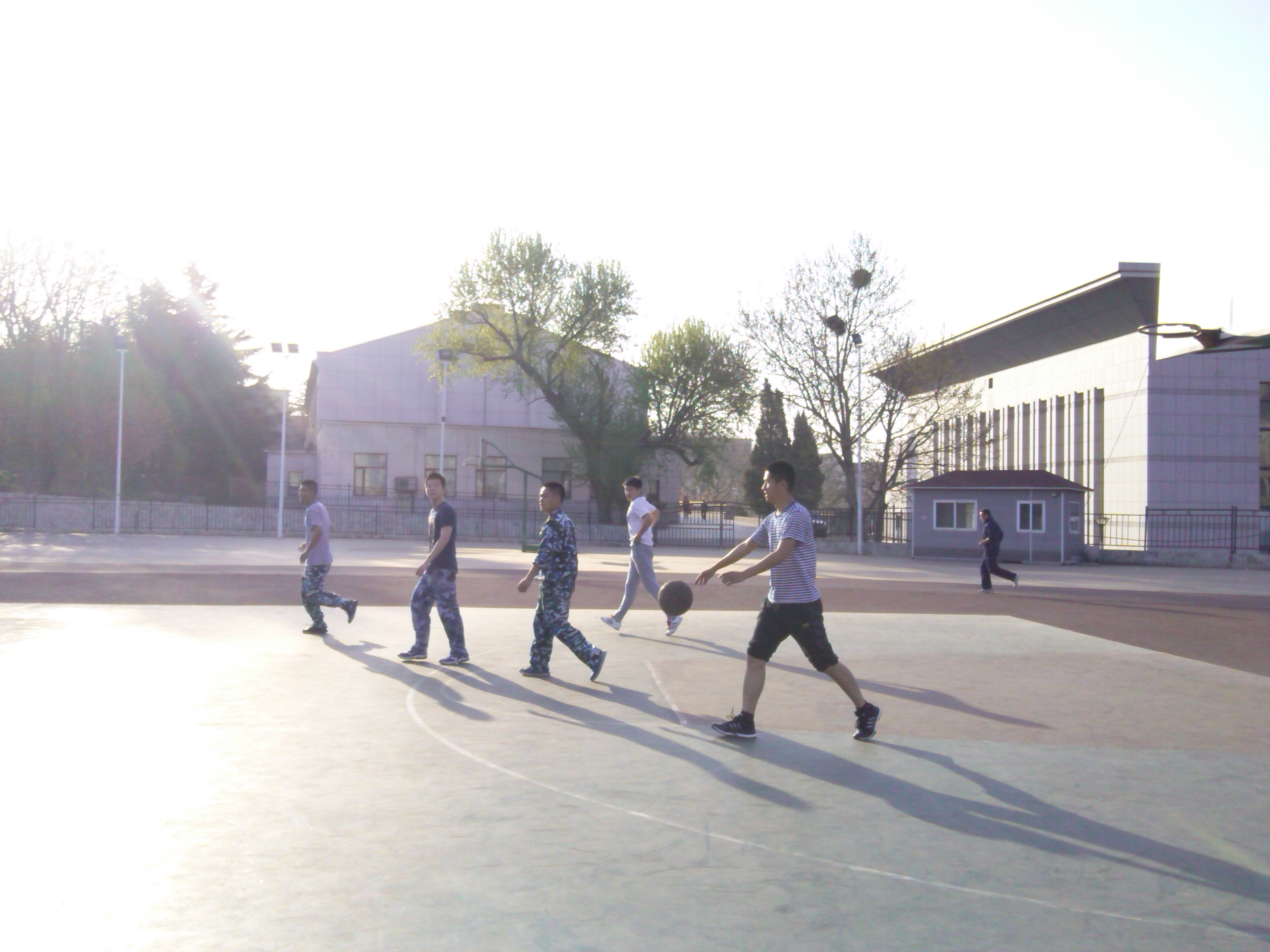 大连海事,图片,大学,帆船 大连海事大学帆船队之我们的那些事 还要一体打篮球!