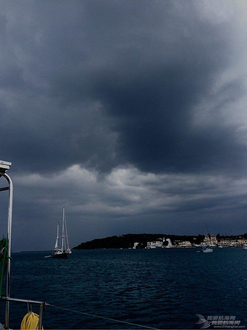 雷雨交加的午后