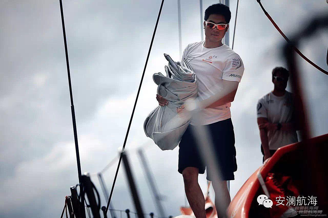专访东风队船员刘明|低调 沉稳 勤奋