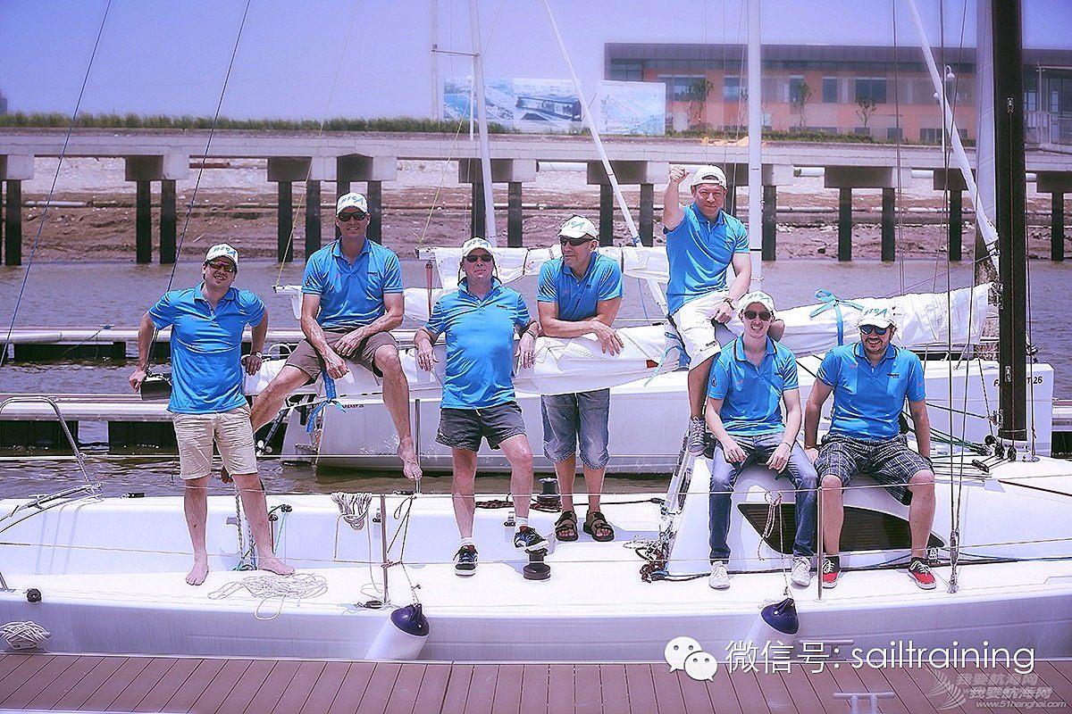 湘江杯国际帆船赛参赛船队介绍-美国Seaward队