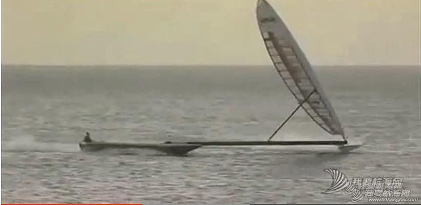 帆船 Sailrocket vs. Hydroptère火箭帆船与水翼船对比