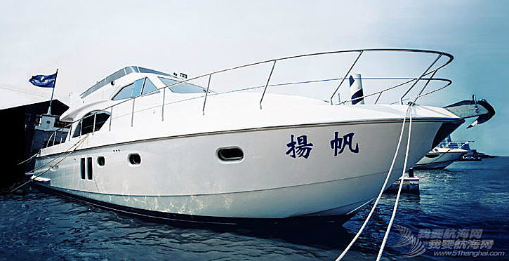 上海扬帆江海游艇俱乐部