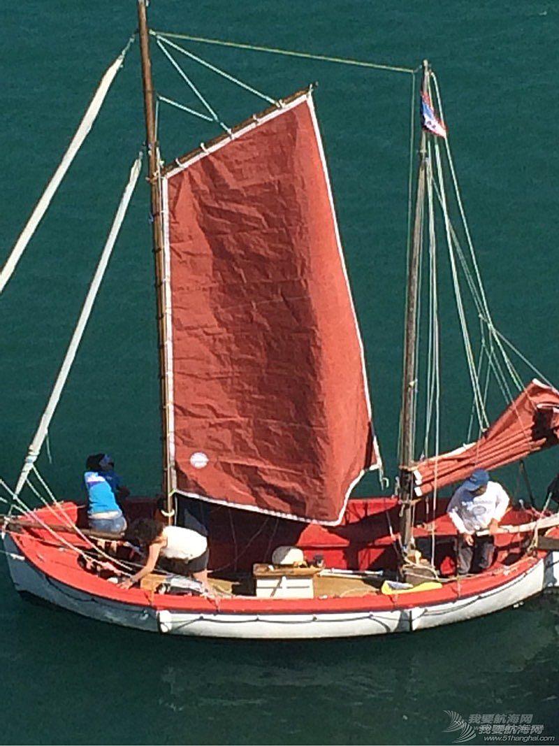这是中式帆船吗?