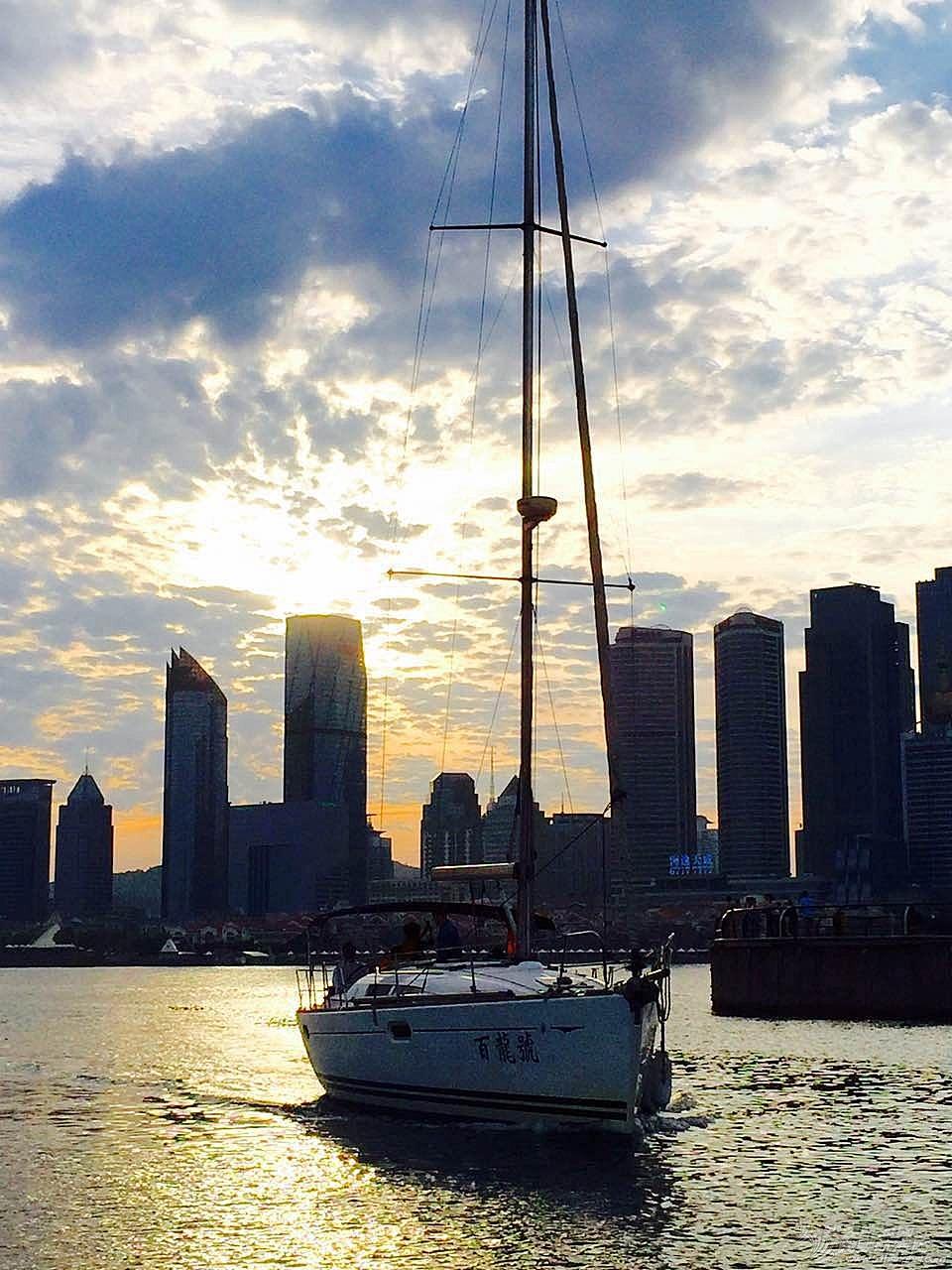 玩儿帆船是一种生活方式