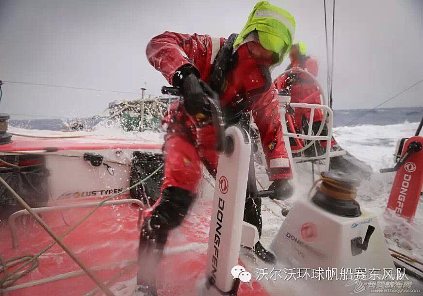 中国船员,工作人员,高材生,沃尔沃,墨西哥湾 杨济儒:学校的生活和现在是天壤之别
