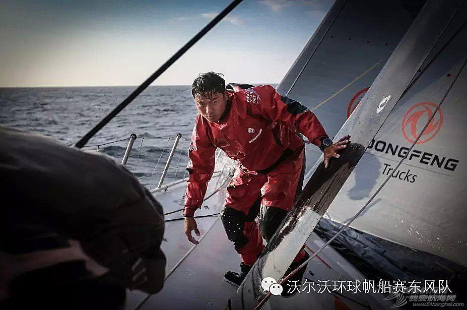 沃尔沃,托马斯,中国船员,大西洋,帕斯卡 回忆 | 一样的蓝天下,不一样的你