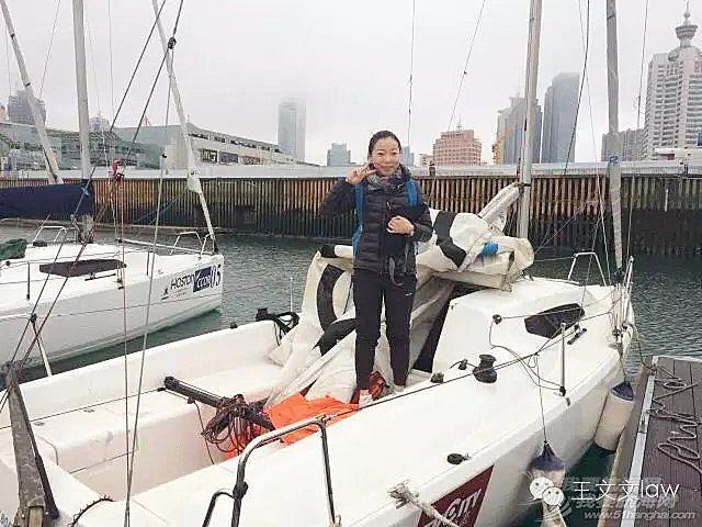 帆船运动,幸福感,行李箱,羽绒服,落汤鸡 当律师遇上帆船---迷上帆船之后,90前女律师个人独白