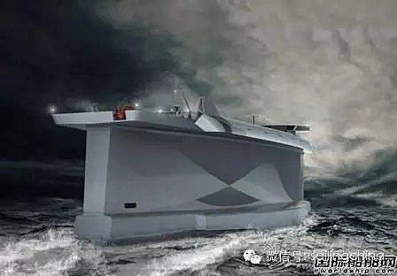 """挪威船企推出""""未来""""动力船"""