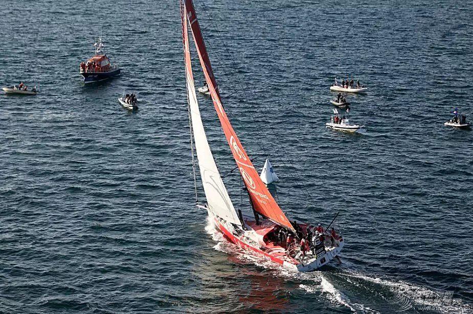 北京时间,中国船员,阿布扎比,沃尔沃,哥德堡 东风队启程奔赴哥德堡,打响最后的战役