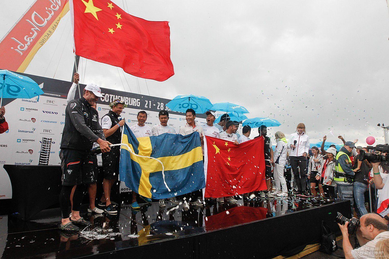 沃尔沃,中国的发展,帆船运动,落下帷幕,竞争对手 【九个月的回顾与展望】沃尔沃环球帆船赛见证中国东风队成长与追梦之旅