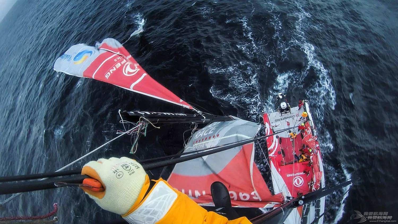 沃尔沃,阿布扎比,领奖台,传奇,帆船 沃尔沃环球帆船赛:九个月奋斗铸就最荣耀时刻