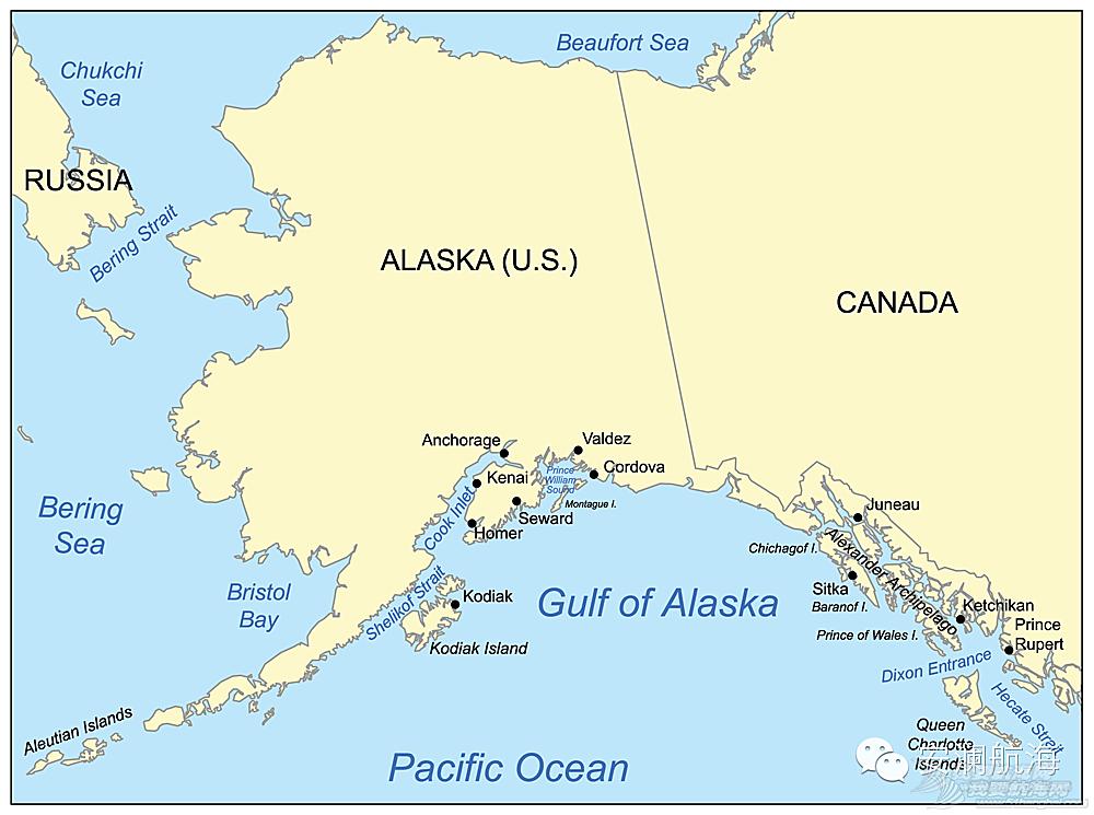 南极洲,南美洲,德雷克,合恩角,设得兰 越洋航行最危险的水域盘点